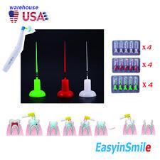 60pcs Dental Endo Activator Needle Tips for Sonic Irrigator 3D Easydo Clean Flex