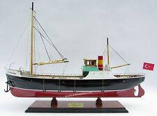 """LA TOISON D'OR Ship Model 23"""" - Handcrafted Wooden Model Ship NEW"""