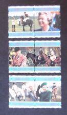 Papua New Guinea-1997-Royal Golden Wedding-Full set-MNH