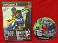 Soul Reaver 2 -  PS2 Playstation 2 Rare Game Tested Works 1 Owner