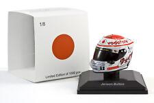 Spark 1/8 Jenson Button McLaren Mercedes 2011 Japanese Grand Prix Helmet Suzuka