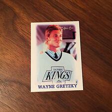 1988-89 O-Pee-Chee Minis #11 Wayne Gretzky