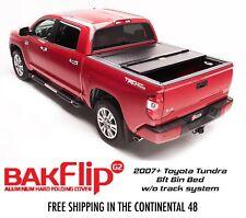 "Bakflip G2 Hard Folding Tonneau Cover 07-18 Toyota Tundra 6' 6"" Bed 226410"