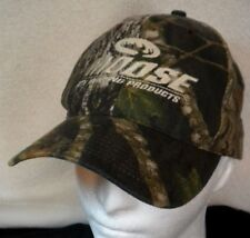 MOOSE ATV Hunting Products Camo Cap Camouflage Snapback Hat Advertising Gear