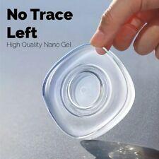 New listing Nano Casual Paste Pu Portable Magic Sticker Car Phone Holder Reusable Us Stock