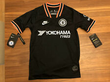 Chelsea FC Brand Unisex Youth Third Kit Soccer Jersey Small
