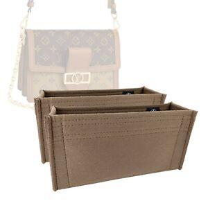 Bag Organizer for Louis Vuitton Dauphine MM (Set of 2)