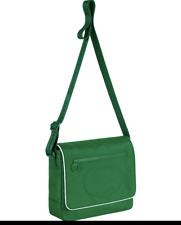 Supreme x LACOSTE Small Messenger Bag Green