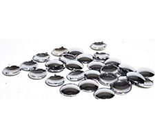 upholstery tuck & roll button covers(100) chrome plastic for KENWORTH