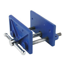 Irwin 6.5 in Woodworkers Vise Square Under Bench Mounting Hand Tool Firm Grip