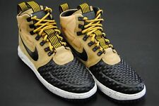 Nike Lunar Force 1 Duckboot '17 LF1 Boot WATERSHIELD GOLD UK 5 EUR 38 US 5.5Y