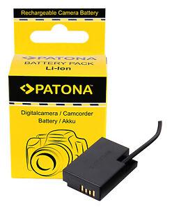 LP-e17 Akku-Adapter Dummy Batterie Coupler D-TAP Input für Canon LPE17 EOS