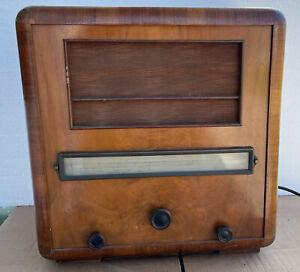 Telefunken Radio Typ 345 1932 oder Siemens 46aWL