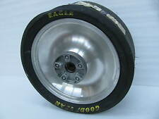 "18"" x 5.50"" Harley V-Rod Rear Wheel & Good Year Eagle Racing Special Tire"