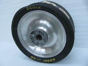 "18"" x 5.50"" Harley V-Rod Rear Wheel & Good Year Eagle Racing Special Tire"