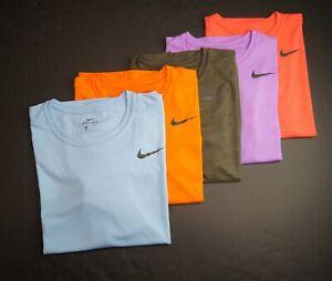 NIKE Dri-Fit Men's Superset Breathe Standard Fit Training T-shirt NEW NWT $35