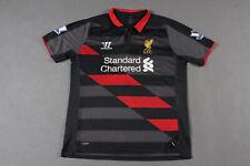 Men's Liverpool third football shirt Warrior 2014-2015 - Size M