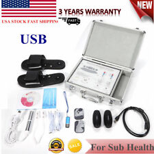 Portable Health Quantum Magnetic Resonance Body Analyzer For Sub Healthy USB USA