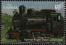 Rügen Narrow Gauge Railway Germany DRB Class 99.46 Steam Train Locomotive Stamp