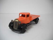 Dinky Toys Meccano NO.25C-F FLAT BED TRUCK.RESTORED TO NEAR MINT CONDITION.