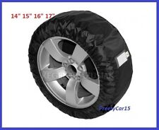 """Protective Cover For Spare Wheel  And Tyres 14"""" 15"""" 16"""" 17"""" - L"""