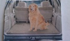 PET SUV CARGO LINER - SOFT TO THE TOUCH, YET DURABLE (made from SOLViTEX)