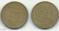 Portugal 5 Escudos, 1990 KM# 632