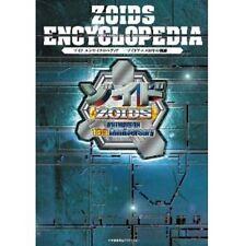 ZOIDS Encyclopedia ZOIDS Anime 10th history encyclopedia art book w/DVD