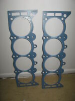 1 PAIR OF HOLDEN 253 308 GENUINE FELPRO HEAD GASKETS HT-WB TORANA LH LX VB-VL V8