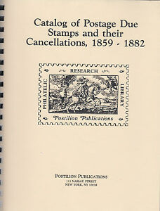 Catalog of French Postage Due Stamps & Cancels 1859-1882, by Pierre Germain, New