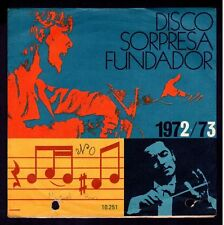 "MIGUEL RIOS - SPAIN EP 7"" FUNDADOR 1972 - UNITED + 3"