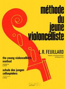 Feuillard - Young Cellist Method