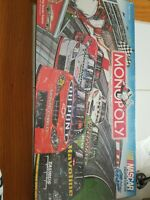 2002 NASCAR Collector's Edition Monopoly Game BRAND NEW SEALED IN ORIGINAL BOX