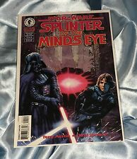 Star Wars~Dark Horse Comics Book~SPLINTER OF THE MIND'S EYE #4~VADER~ROGUE ONE