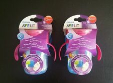 NEW Philips Avent My Natural Drinking Toddler Cup, 9 Ounces, 2-Pack, 12 Months +