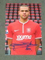 HOLLAND Luc Castaignos (Twente) Eintracht Inter Feyenoord OHNE UNTERSCHRIFT