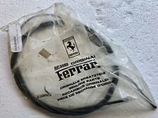 *New Other Ferrari Oem F63080000 Engine Lid Release Cable 512Tr *Free Usa Ship!