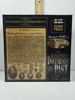 Historic Documents from the Past: Declaration of Independence New Sealed