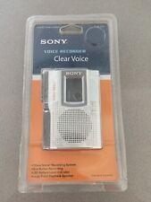Sony TCM-150 Grabadora de voz-Totalmente Nuevo-Nunca Abierto!