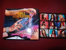 SNSD GIRLS GENERATION SIGNED AUTOGRAPH MR MR ALBUM YOONA TIFFANY TAEYEON YURI