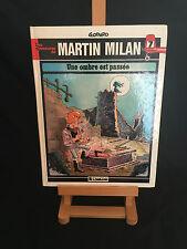 Martin Milan, Une ombre est passée, E.O 1982