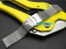 MILANESE SHARK MESH Correa Acero Inoxydable Stainless steel Band 20mm 20 mm