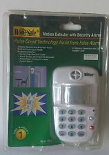 Home Safe Motion Detector with Security Alarm