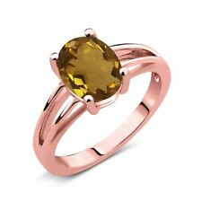 Solitaire Rose Gold Fine Rings