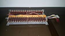 HAMMOND Organ Wheeltone Generator Vibrato Line Box Assy w/ RED Capacitors