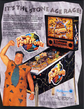The Flintstones Pinball -Sound Rom Set L-1 [U2_S-U9_S] [Bally / Williams] EPROM