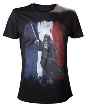 Assassin's Creed - Unity Tricolore T-Shirt Homme / Man - Taille / Size M