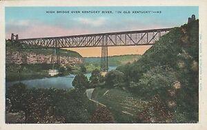 """LAM(Z) Georgetown, KY - High Bridge Over Kentucky River - """"Old Kentucky"""""""
