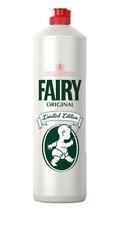 Fairy Original Heritage Washing Up Liquid 1L Traditional Retro Vintage Rocket