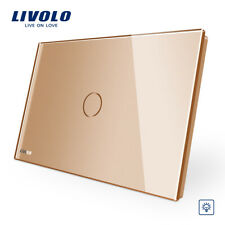 LIVOLO AU Standard Touch Electrical Switch For Home Use DImmer Switch